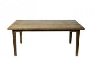 Walnut Farm Table