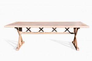 White Wash Farm Table