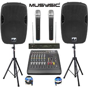PA Sound System