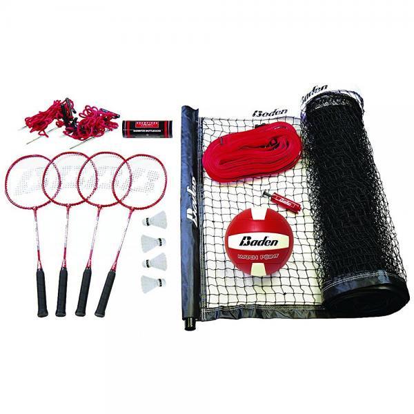 Volleyball/Badminton Set