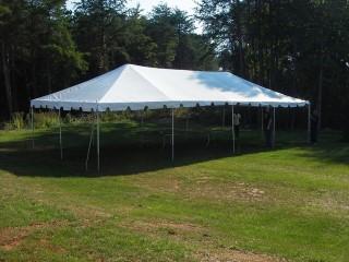 20x30 Frame Tent