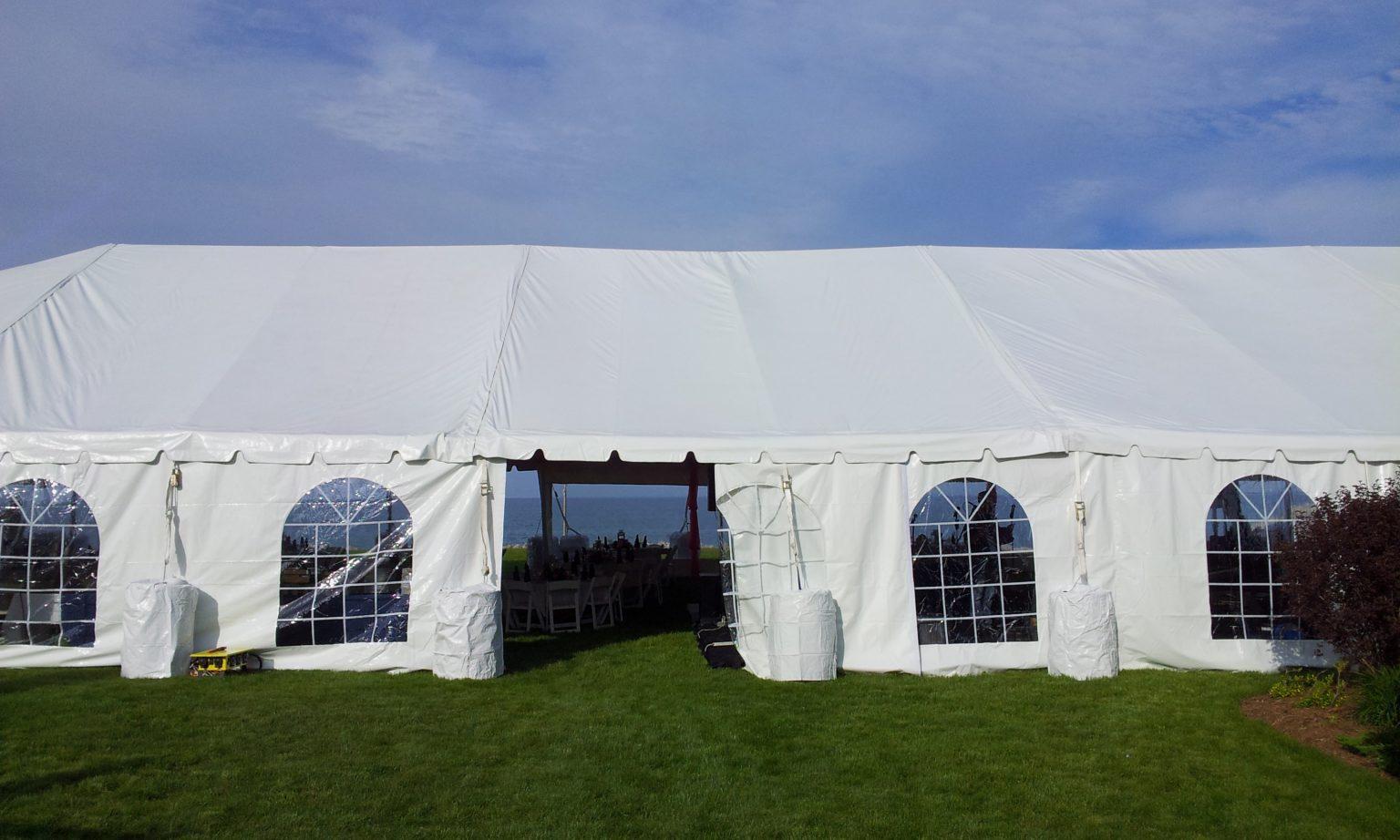 40x80 Frame Tent
