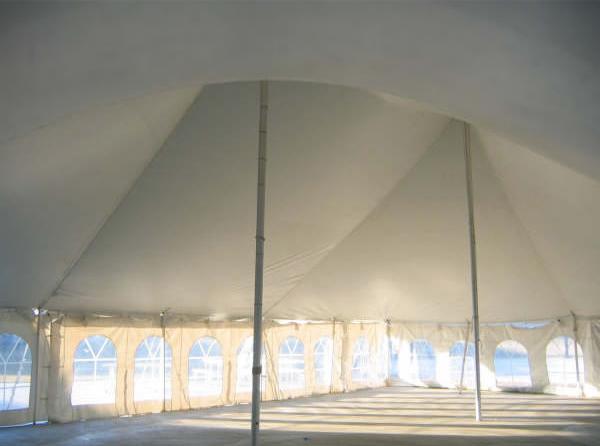 60x90 Pole Tent