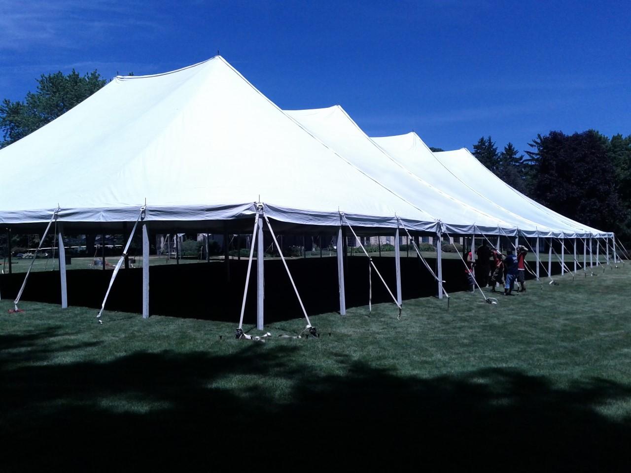 80x150 Pole Tent