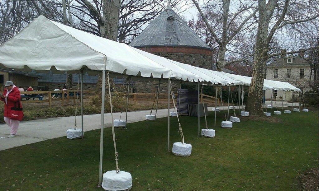 10x100 Marquee